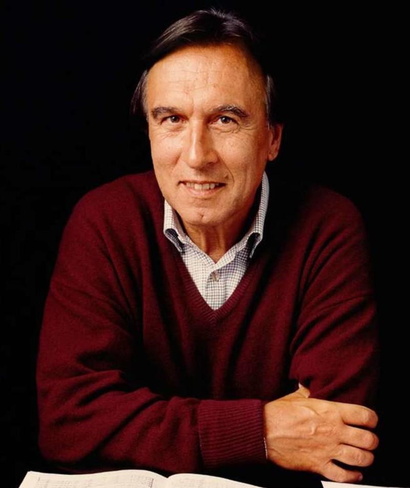 Photo of Claudio Abbado