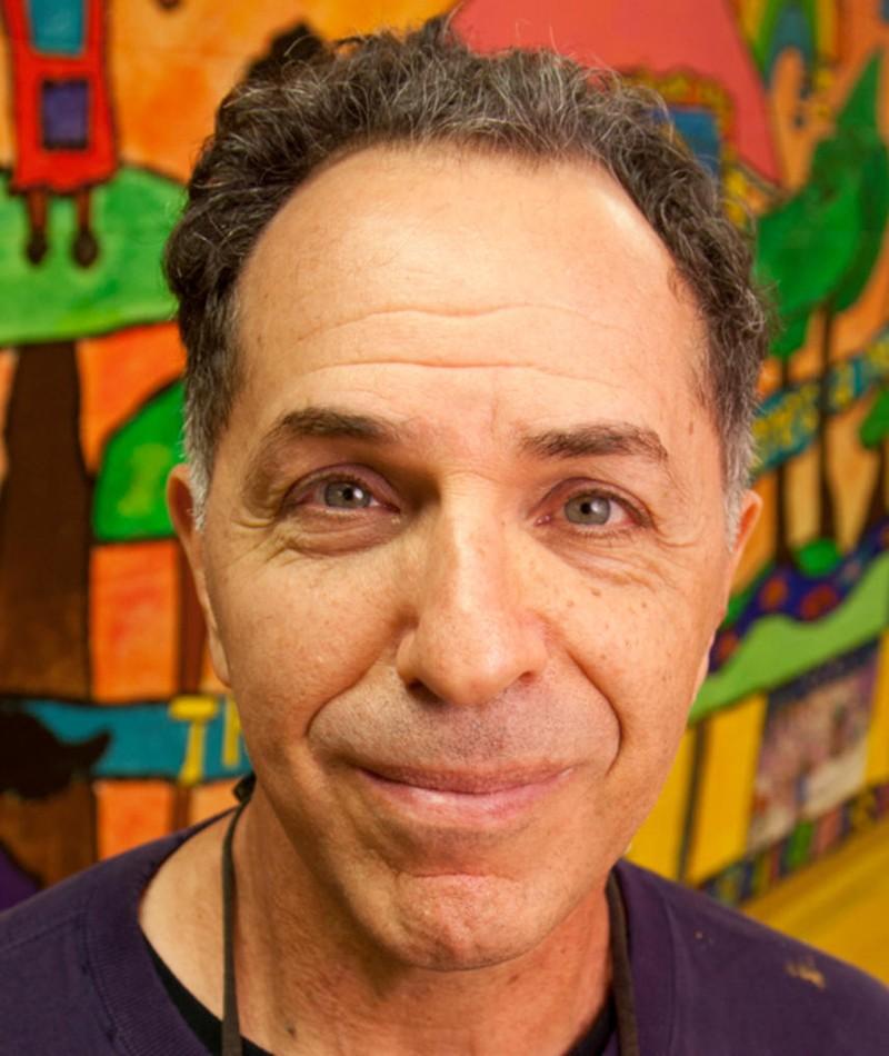 Photo of Jay Schlossberg-Cohen