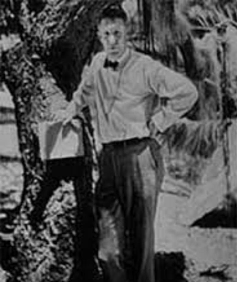Photo of Harry O. Hoyt