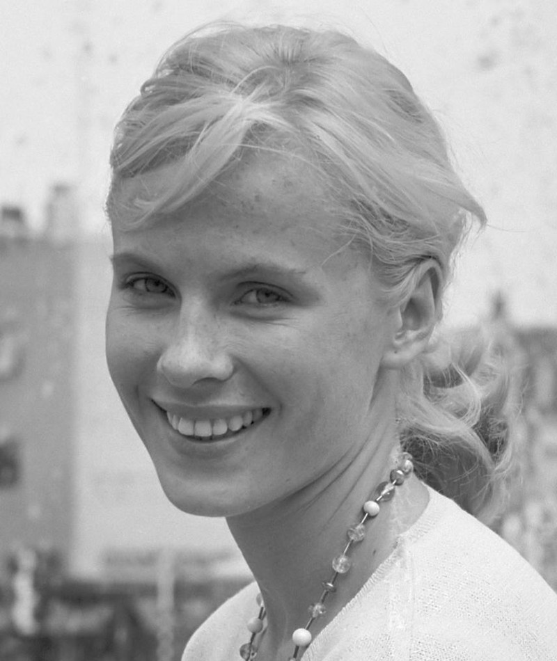 Photo of Bibi Andersson