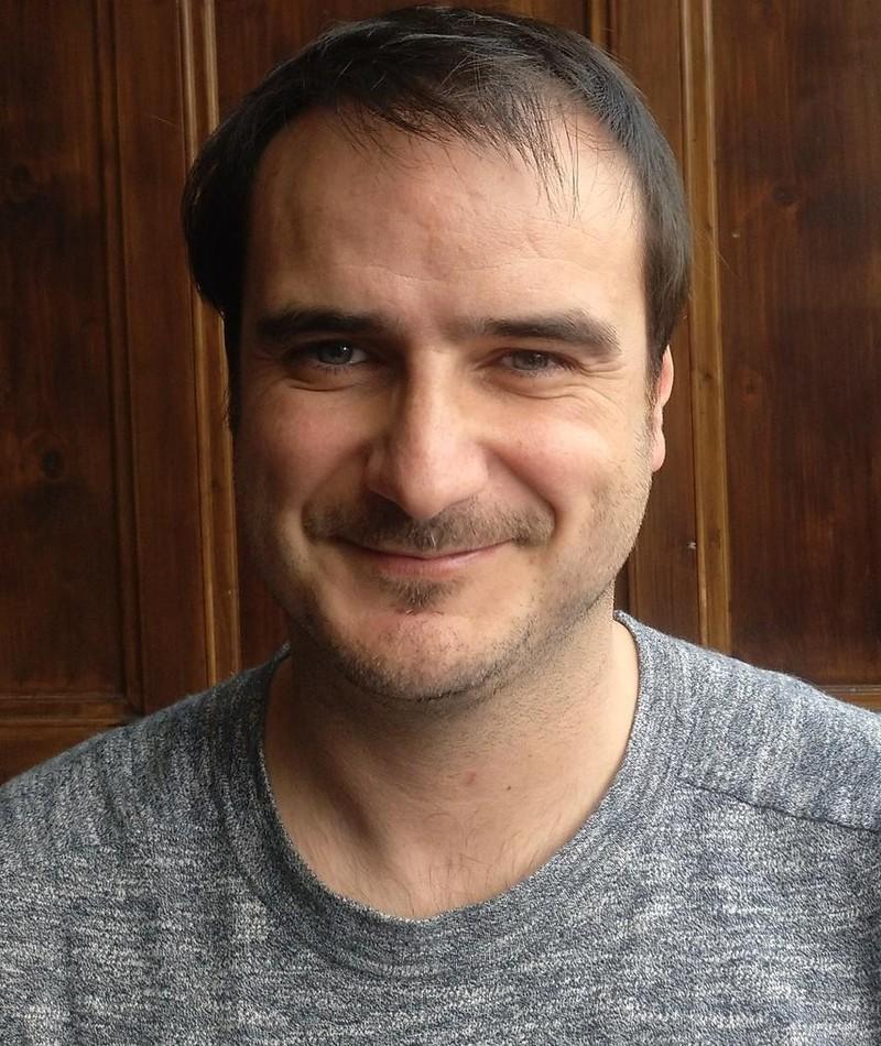 Photo of Aitor Arregi
