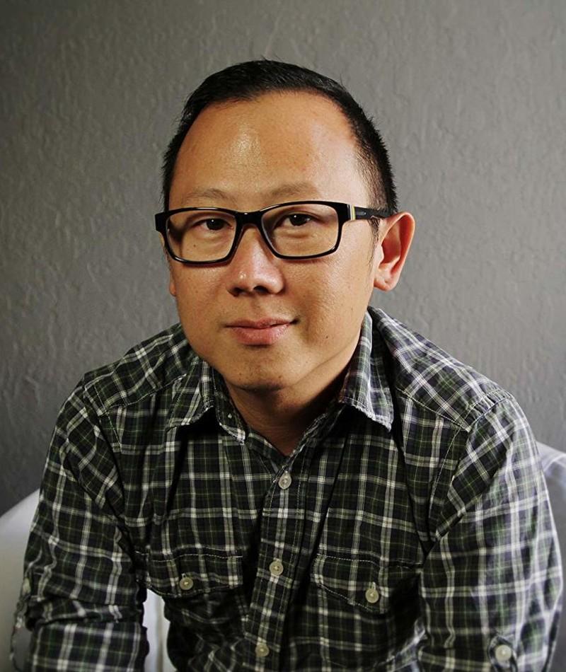 Photo of Patrick Shen