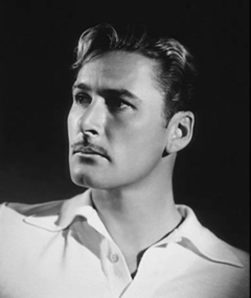 Photo of Errol Flynn