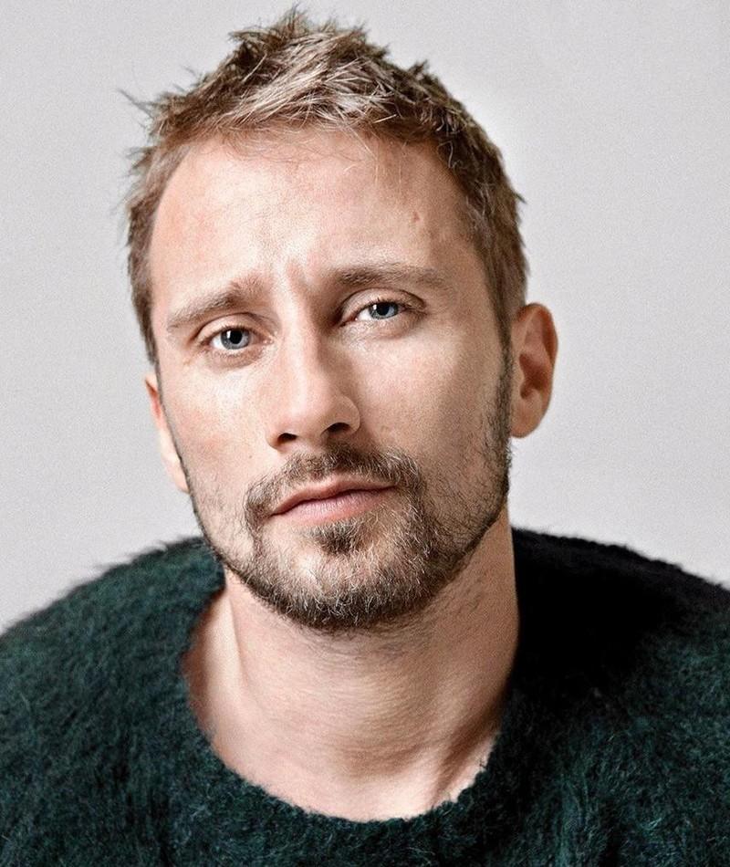 Photo of Matthias Schoenaerts