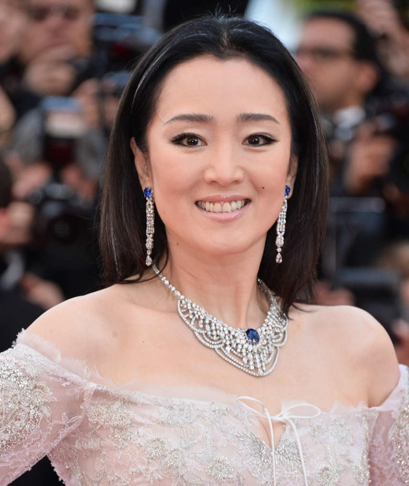 Photo of Gong Li
