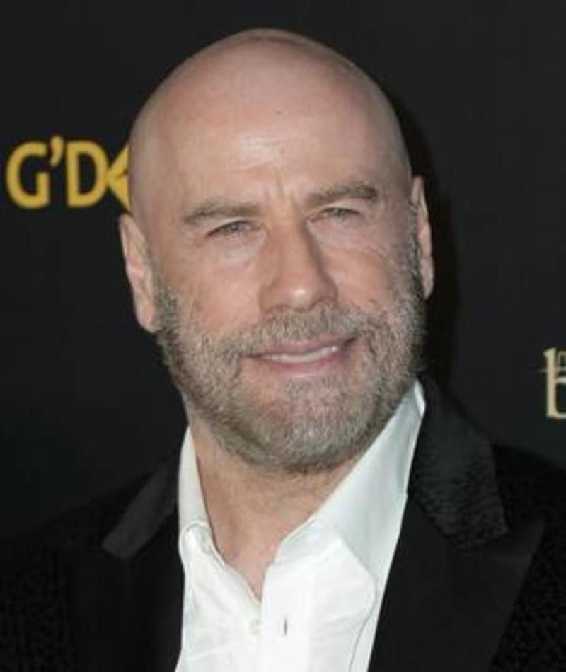 Photo of John Travolta