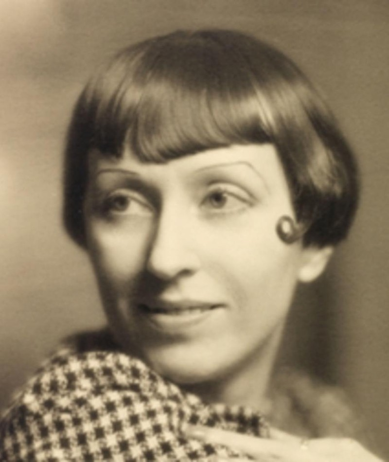 Photo of Marcelle Maurette