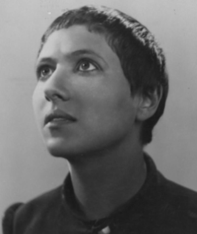 Photo of Renée Jeanne Falconetti