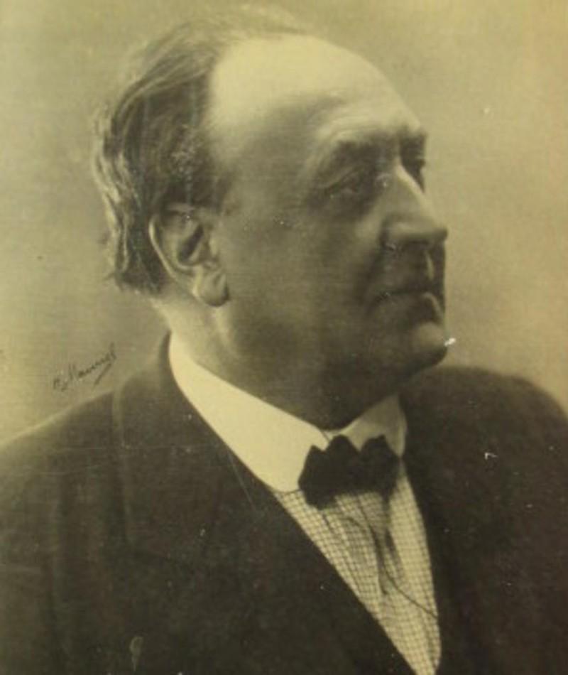 Photo of Eugène Silvain