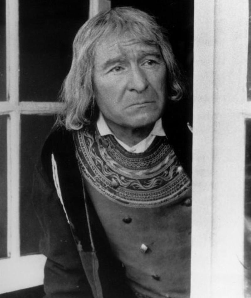 Photo of Maurice Schutz