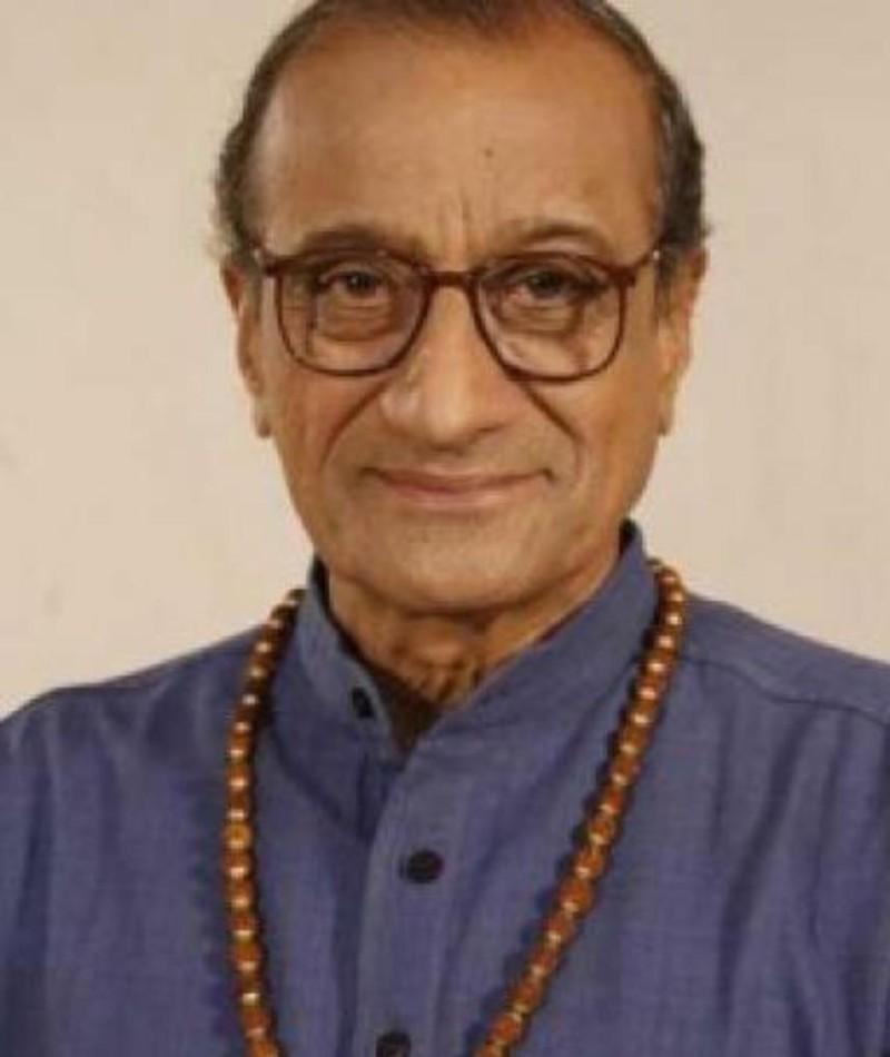 Photo of Sudhir Dalvi