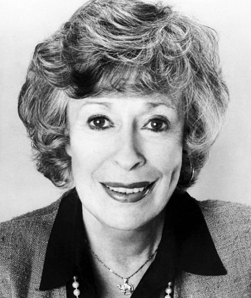 Photo of Eileen Heckart