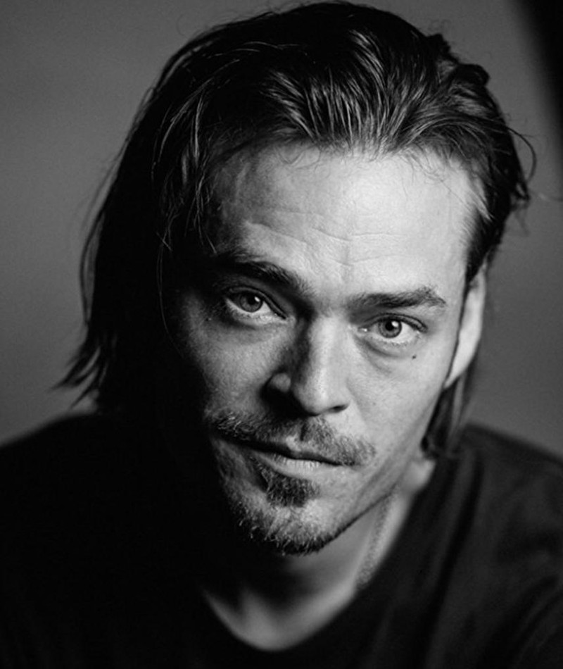 Photo of Christopher Backus