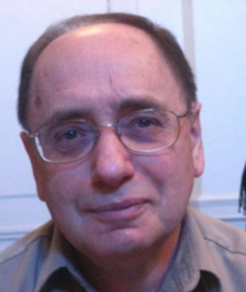 Photo of Ernie Gehr