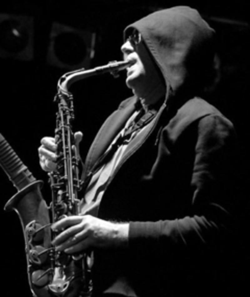 Photo of John Zorn
