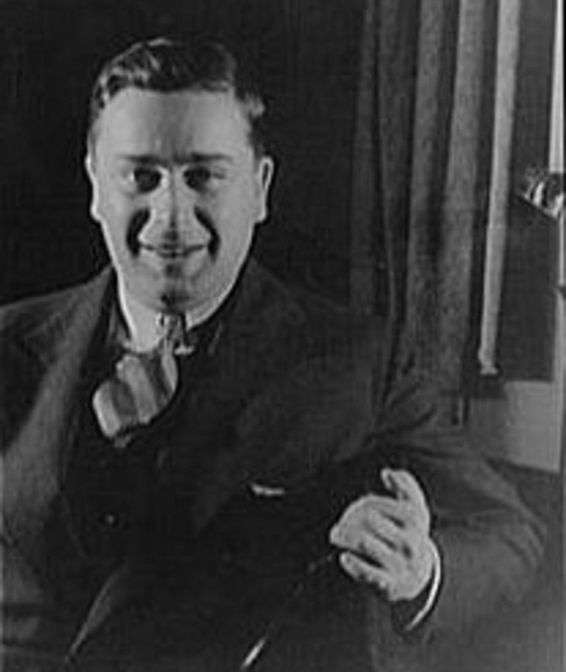 Photo of John Van Druten