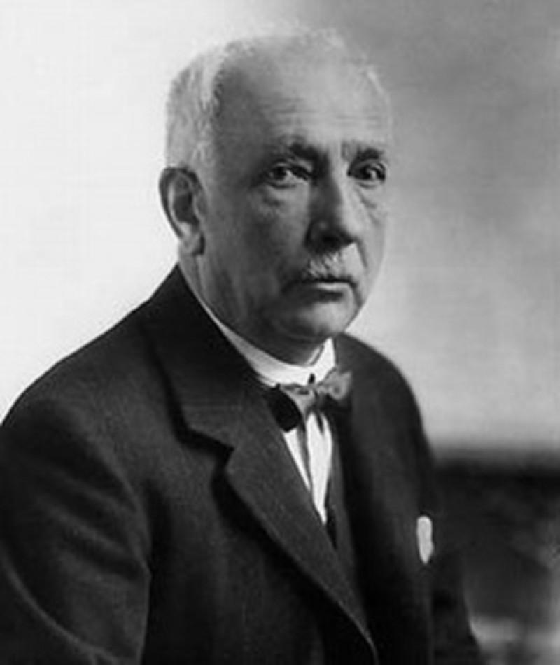 Photo of Richard Strauss