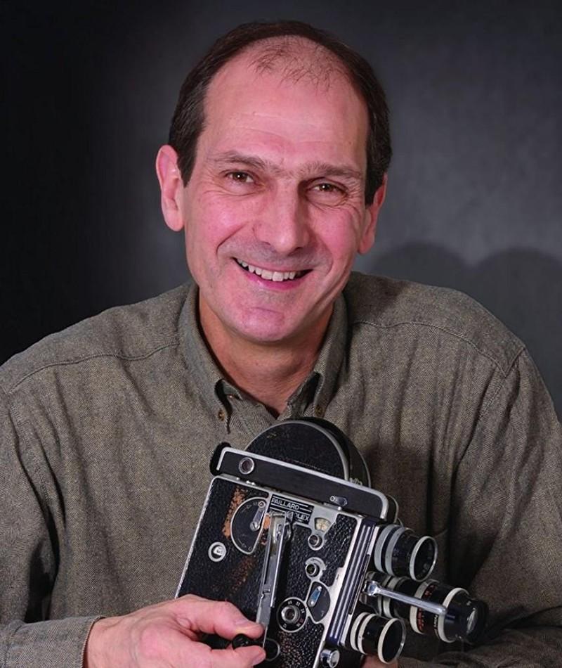 Photo of David Sproxton