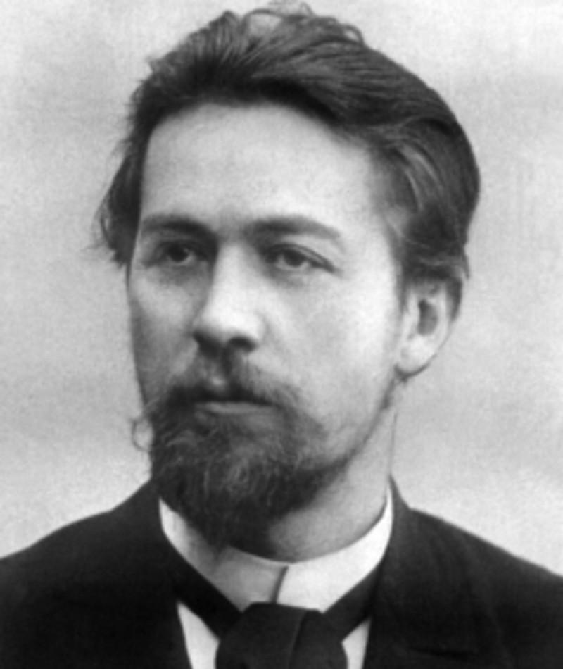 Photo of Anton Chekhov