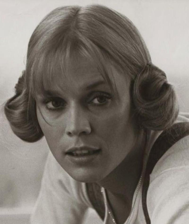 Photo of Marthe Keller