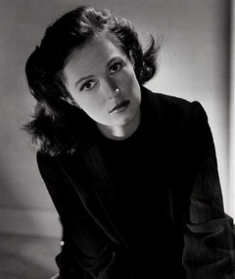 Photo of Geraldine Fitzgerald