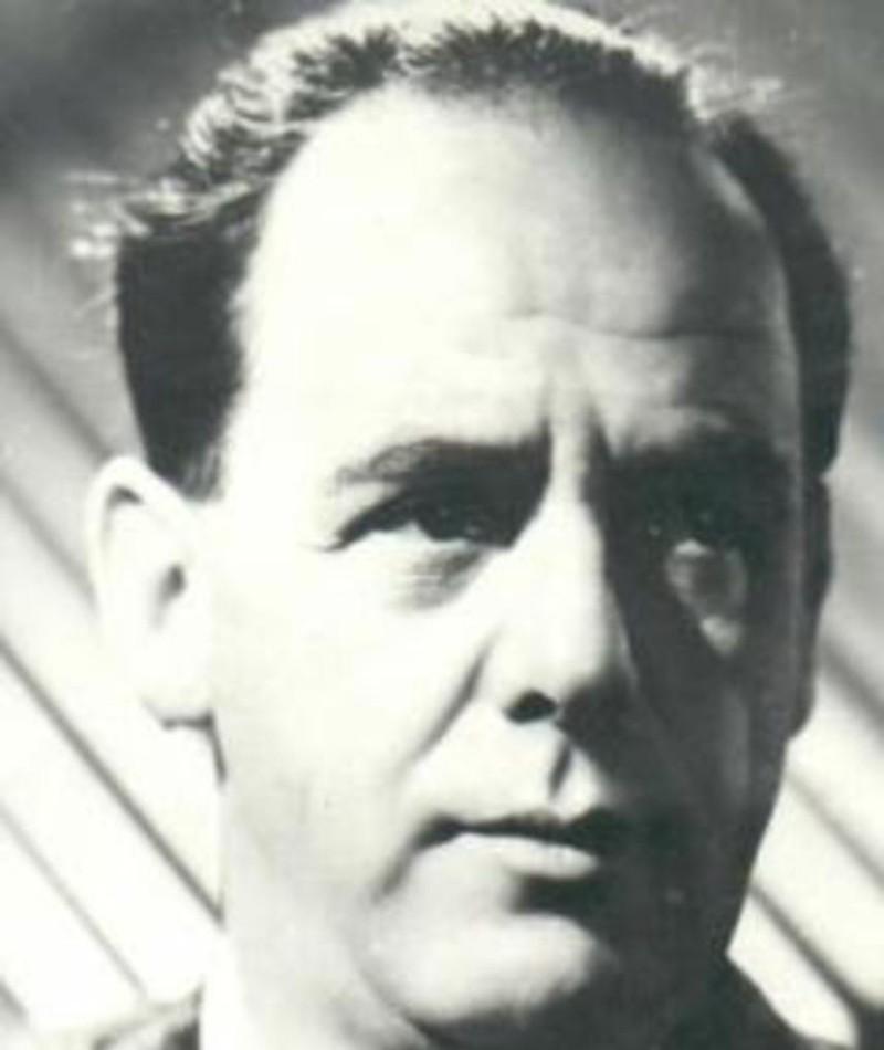 Photo of Mervyn Johns