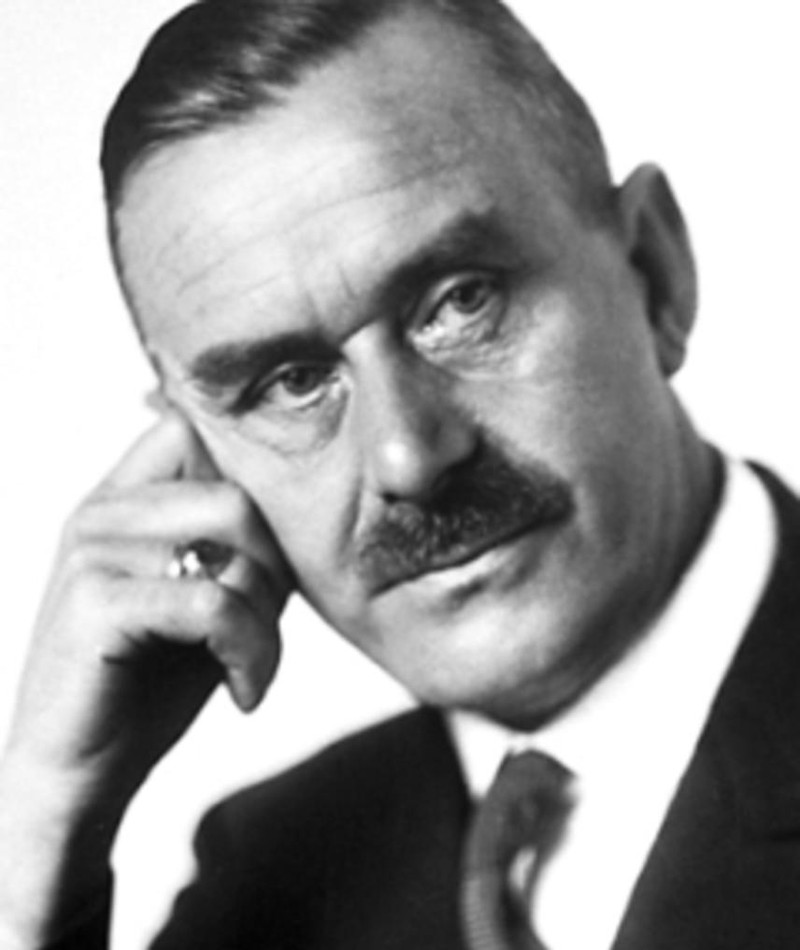 Photo of Thomas Mann