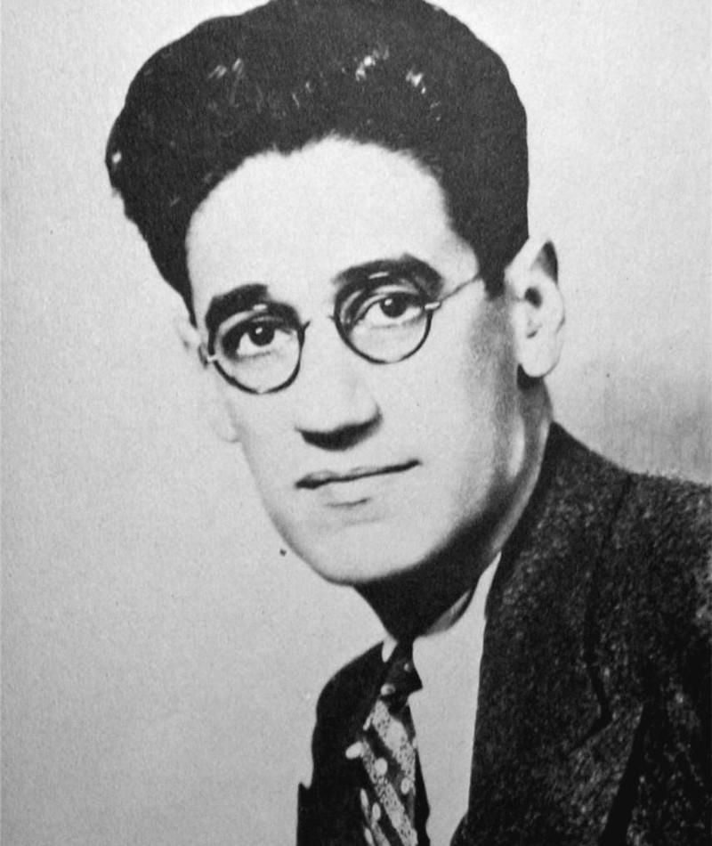 Photo of George S. Kaufman