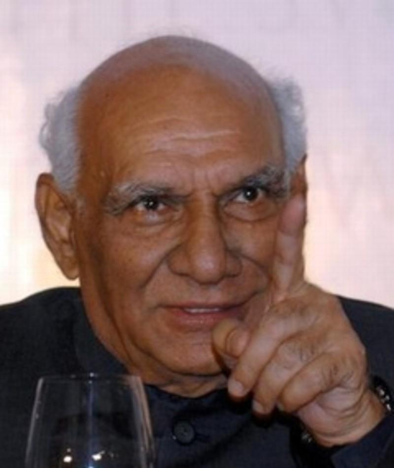 Photo of Yash Chopra