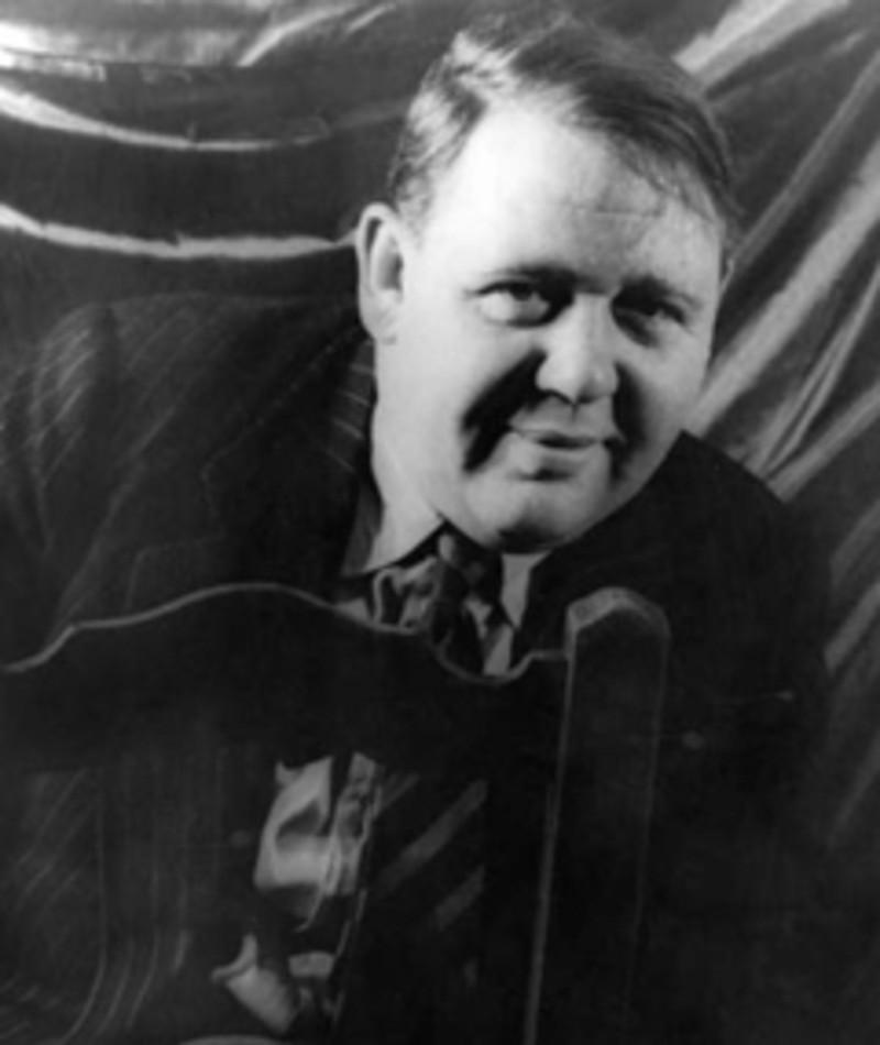 Photo of Charles Laughton