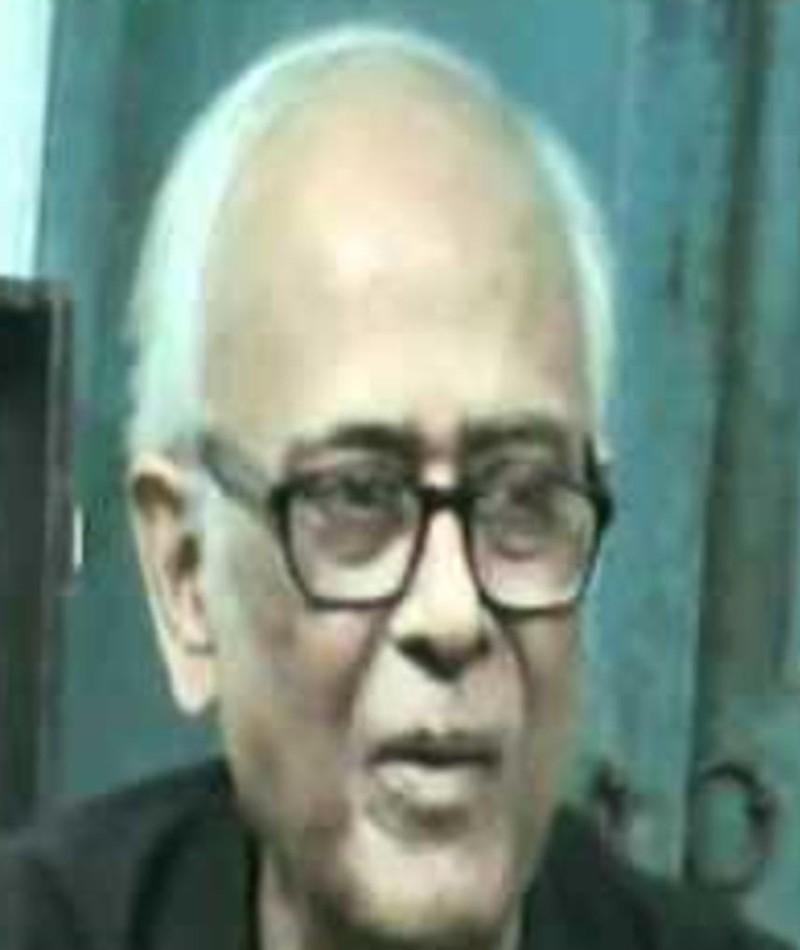 Photo of Subodh Mukherji