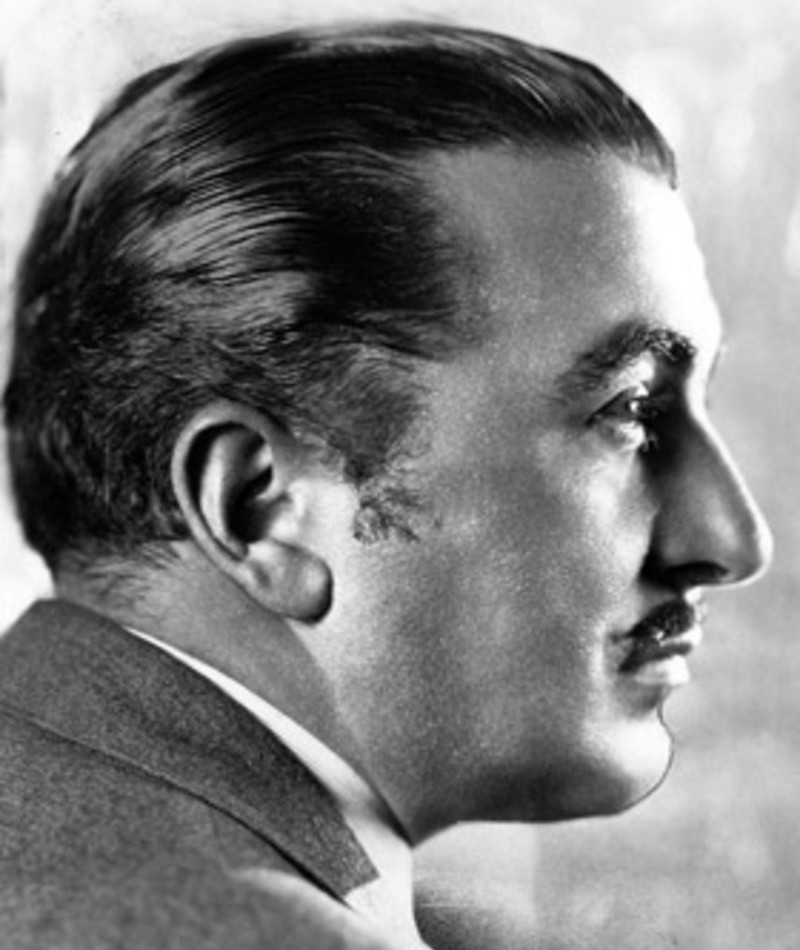 Photo of George Fitzmaurice