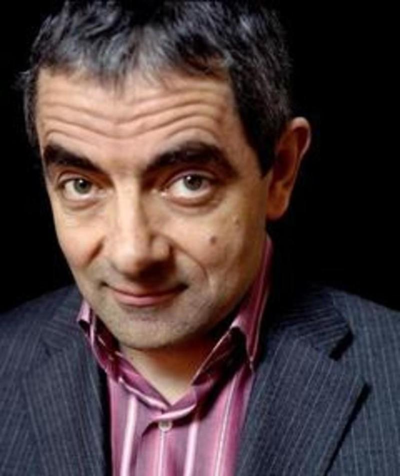 Photo of Rowan Atkinson