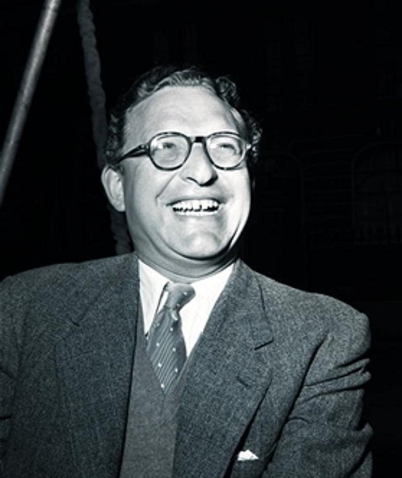 Photo of Ralph Thomas