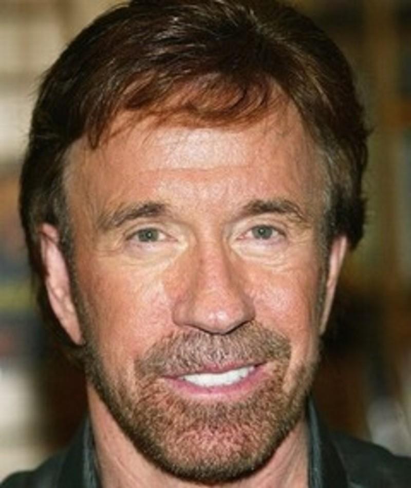 Photo of Chuck Norris