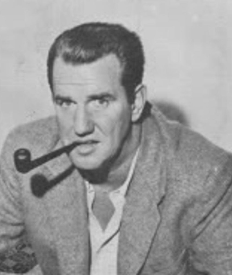 Photo of William P. McGivern