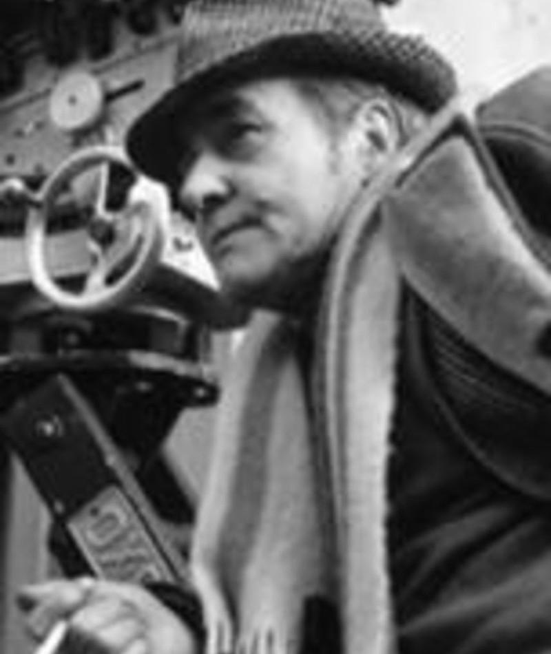 Photo of Arthur Grant