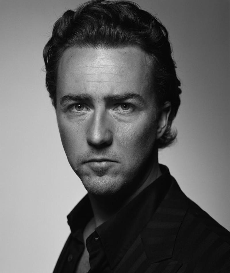 Photo of Edward Norton