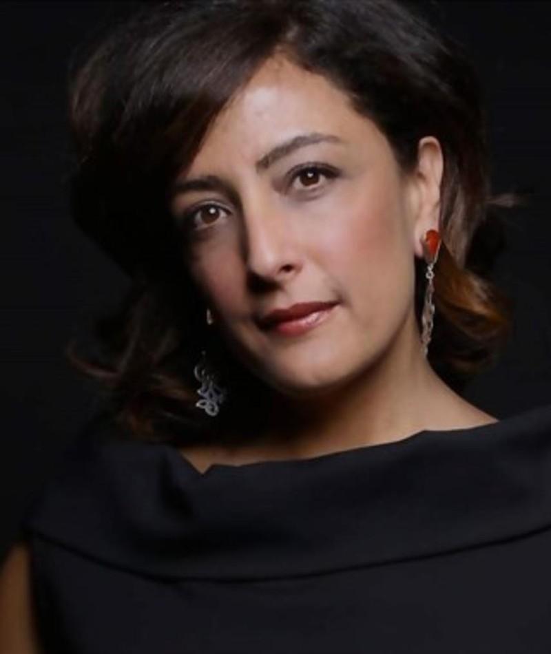 Photo of Najwa Najjar