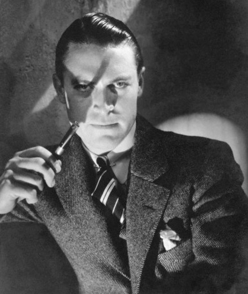 Photo of Chester Morris