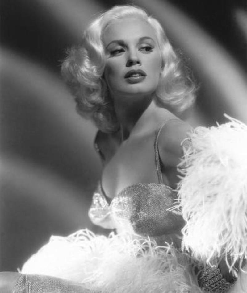 Photo of Mamie Van Doren