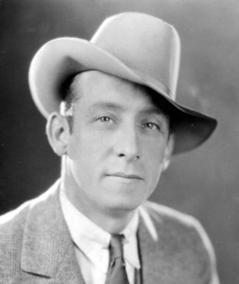 Photo of Raymond Hatton
