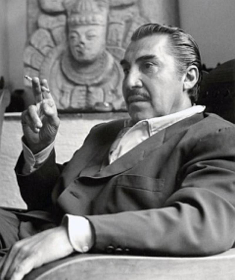 Photo of Emilio Fernández