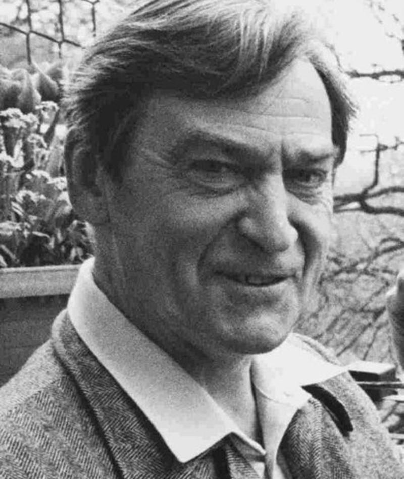 Photo of Patrick Troughton