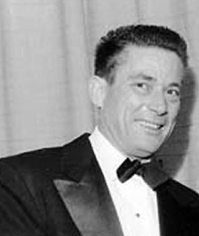 Photo of Harry W. Gerstad