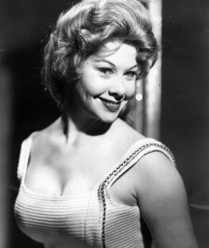 Photo of Sue Ane Langdon