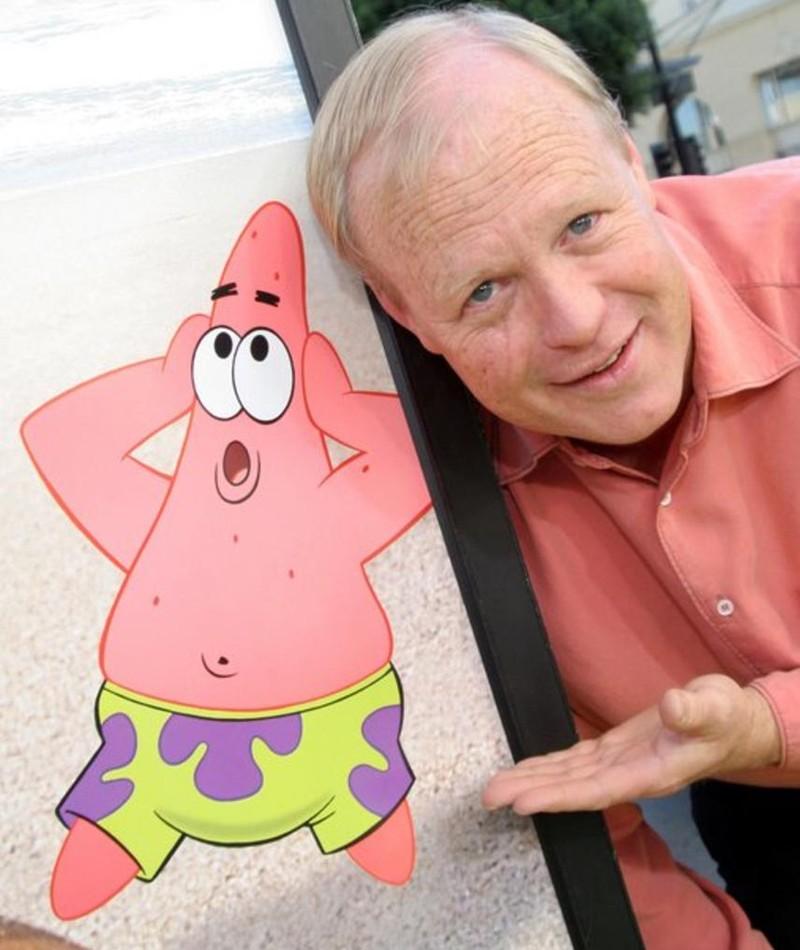 Photo of Bill Fagerbakke