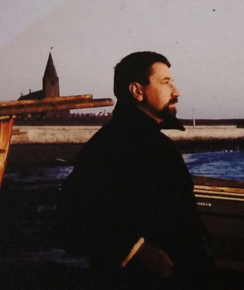 Photo of David Mercer