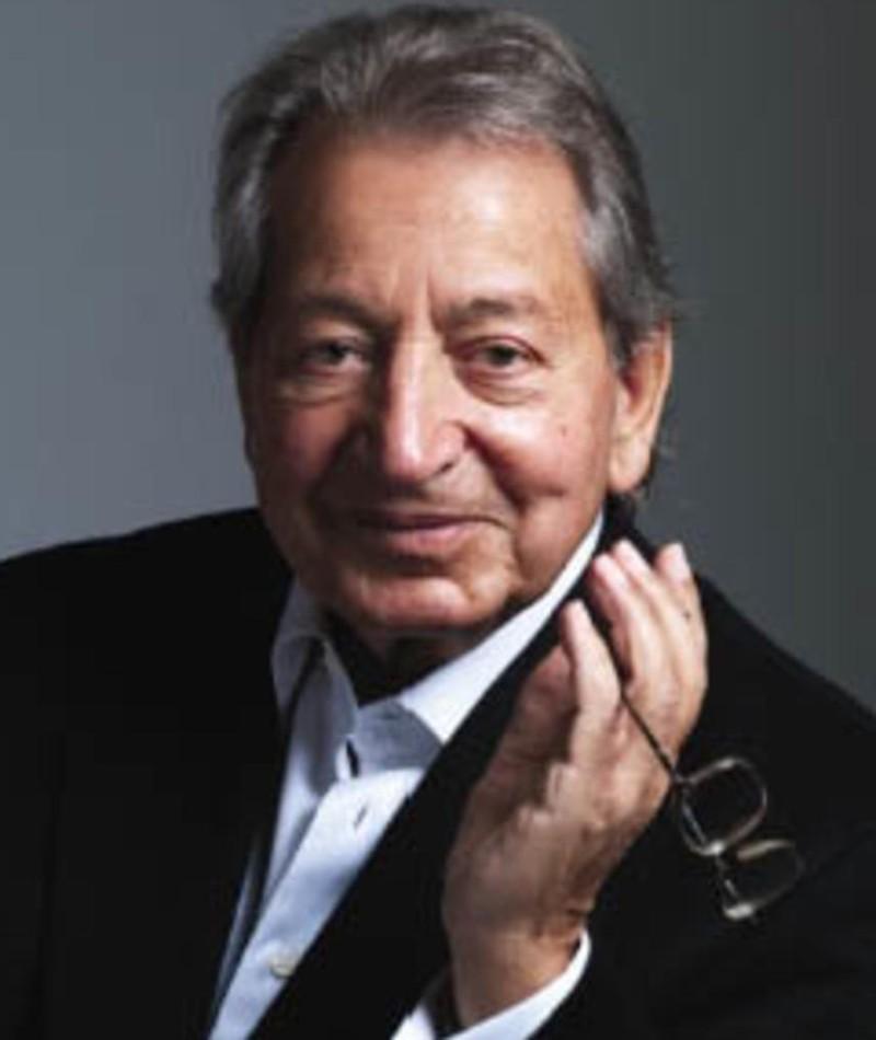 Photo of Reza Badiyi