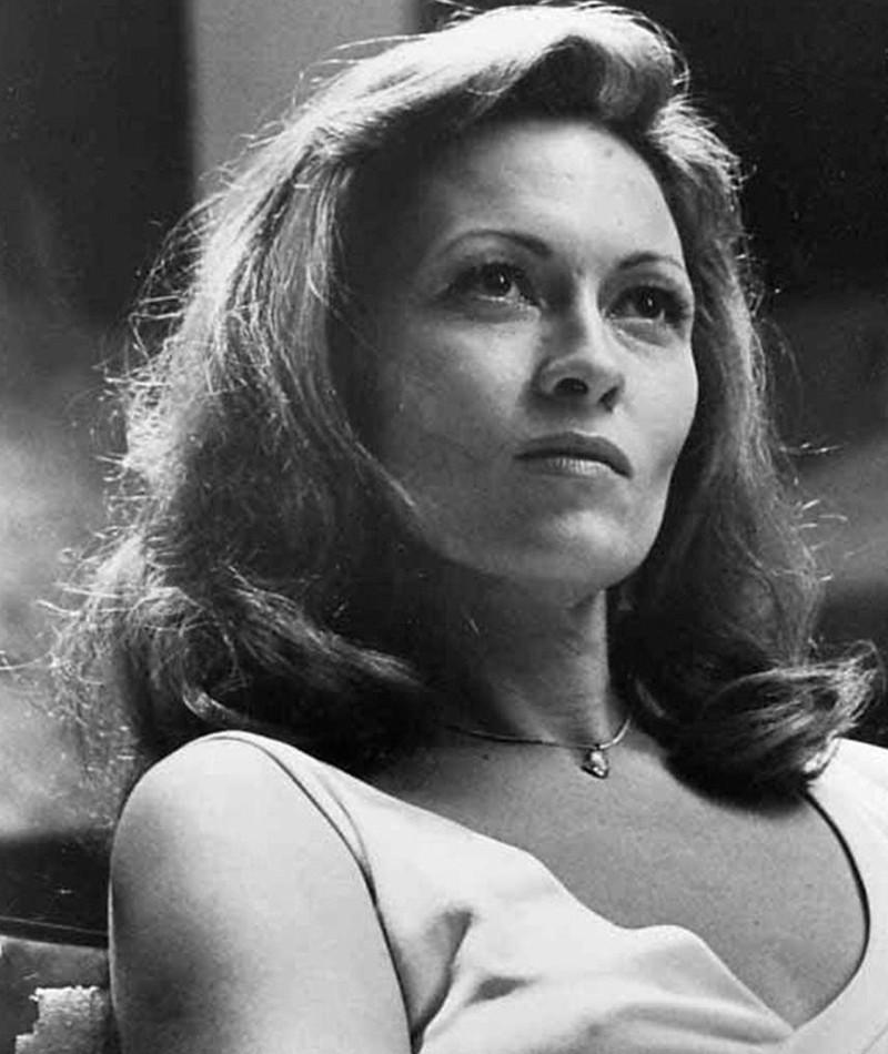 Photo of Faye Dunaway